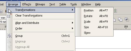 Shortcut keys for CorelDRAW - Articles - Vectorboom