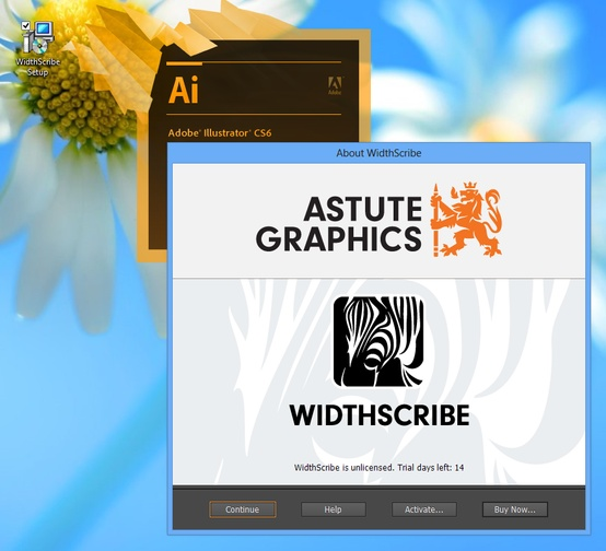 the forthcoming Illustrator plug-in's great new logo