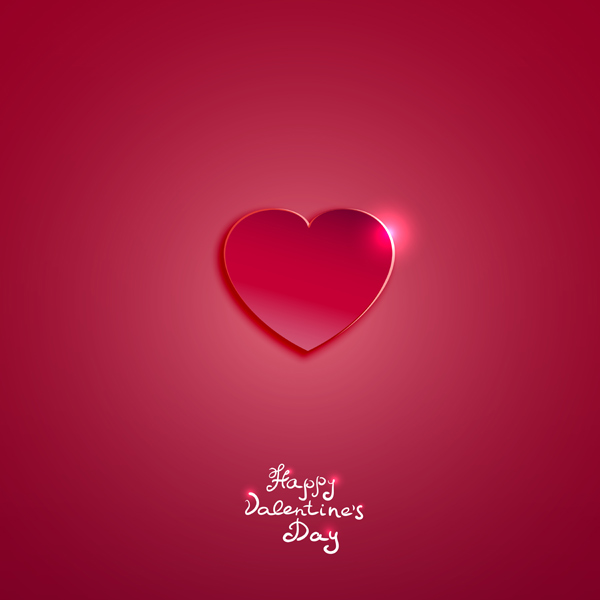 Free Vector For St. Valentineu0027s Day From Microvector