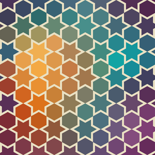 A Free Vector From Markovka Bright Geometric Patterns Freebies Mesmerizing Free Vector Geometric Patterns