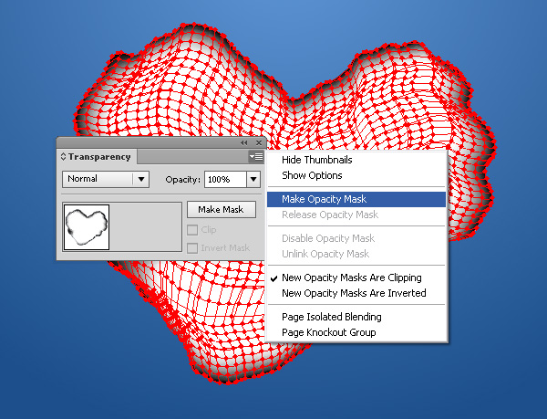 How to Create a Cloud using Mesh Tormentor in Adobe Illustrator