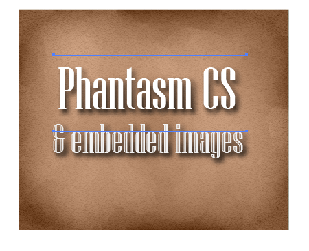 How to Edit and Relink Embedded Images in Adobe Illustrator Using Phantasm CS