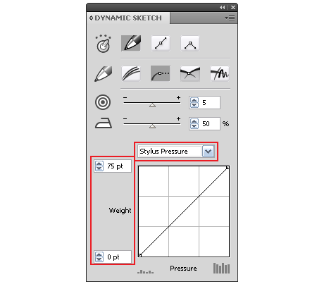 How to Create a Handmade Icon Using Dynamic Sketch Tool in Adobe Illustrato
