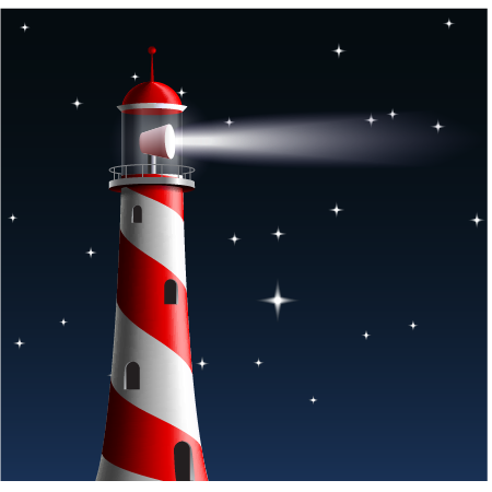 Simple Lighthouse Drawings For Pinterest