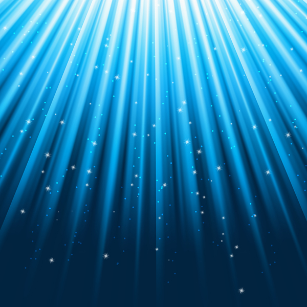 How to create rays in just a few minutes using Photoshop and Adobe Illustrator