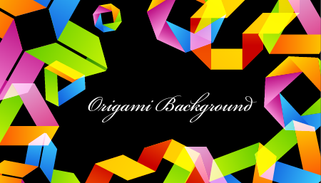 Adobe Illustrator Tutorial How To Create A Background In An Origami Style