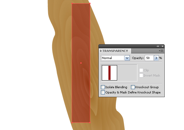 How to Create a Vector Realistic Wooden Texture in Adobe Illustrator