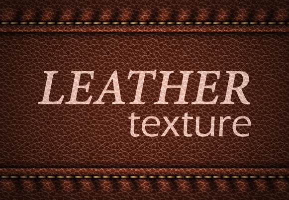 vector seamless leather texture
