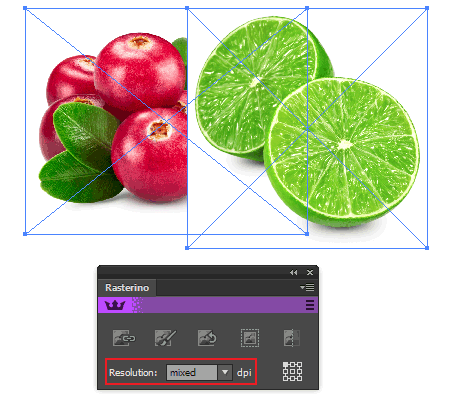 how to change a raster to vector in illustrator
