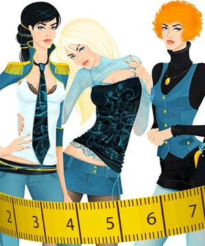 Dynamic Measure Tool for Fashion Design in Illustrator