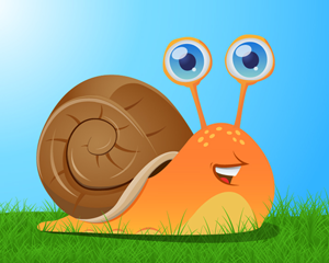 How to Create a Cute Snail in Adobe Illustrator