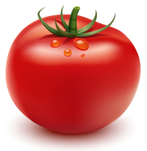 How to Illustrate a Tomato in Adobe Illustrator