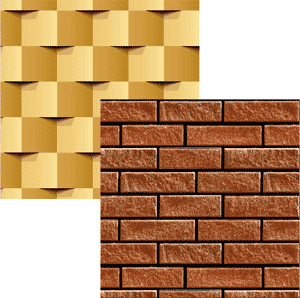 Free Vector Seamless  Brick Wall