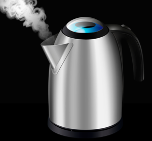 How to Create a Steaming Kettle in Adobe Illustrator
