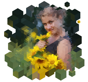 Create a Mosaic Portrait Using Scriptographer Plug-in in Illustrator