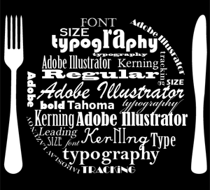 Working with Professional Typography in Adobe Illustrator