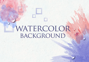 How to Create Watercolor Background in Adobe Illustrator