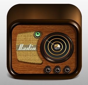 Create a Radio App Icon Adobe Illustrator