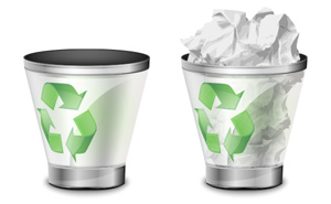 How to Create a Trash Bin Icon in Adobe Illustrator