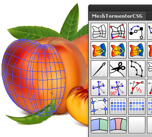 Mesh Tormentor (Free Gradient Mesh plug-in) for Illustrator CS6 is Available!