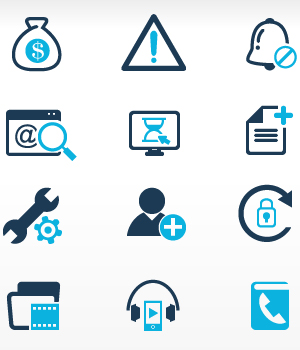 Free Outline Icons for Web and Mobile