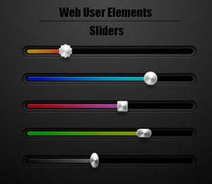 How to Create Web Interface Sliders in Illustrator