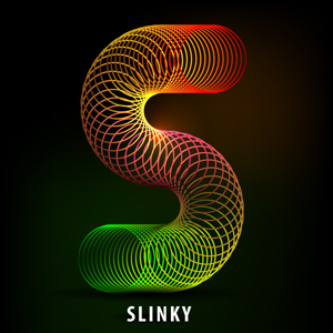 Illustrator Tutorial: How to Create the Letter S in the Shape of a Slinky Toy