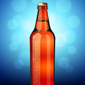 Illustrator Tutorial: Create a Vector Bottle
