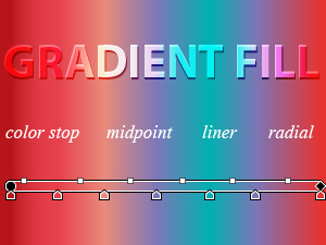 How to Control Gradient Fills in Adobe Illustrator