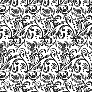 How to Create a Floral Seamless Pattern with Adobe Illustrator CS6 and WidthScribe
