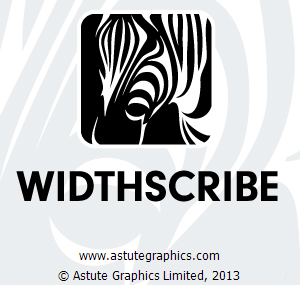WidthScribe - Try and Buy Now!