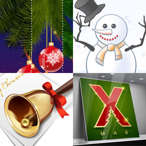Great Collection of Christmas Illustrator Tutorials