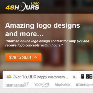 About Logo Contest Site - 48HoursLogo.com