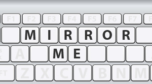 MirrorMe Keyboard Shortcuts