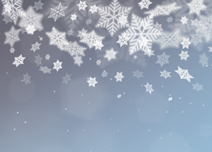How to create Christmas background in Adobe Illustrator