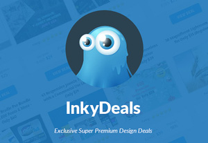 471 Premium Design Resources for Free from InkyDeals.com!
