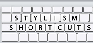 Stylism Keyboard Shortcuts