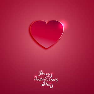 Free Vector for St. Valentine's Day from Microvector