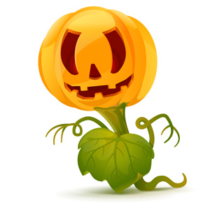 Free Vector from Oceloti - Pumpkin Monster
