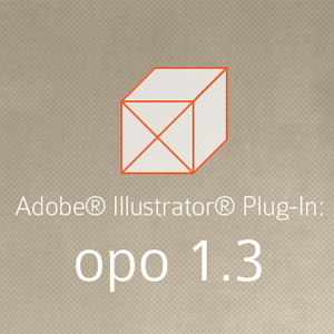 Create oblique projection with OPO plug-in for Adobe Illustrator