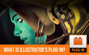 What is an Adobe Illustrator's plug-in?