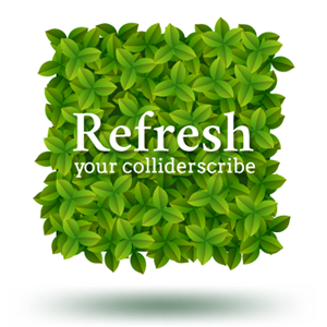 How to Create Leaves Space Fill with ColliderScribe2