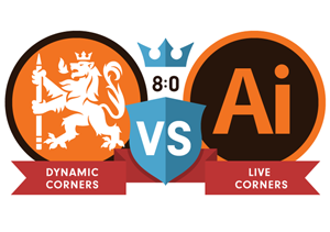 AG's Dynamic Corners and Adobe's Live Corners Features – The Differences