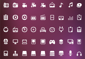 Free Minimalist Icon Set