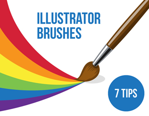 Using Brushes in Adobe Illustrator – 7 Useful Tips