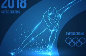 Create a Winter Olympics-Inspired Sports Poster in Illustrator with Astute Graphics Plug-ins