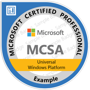 Microsoft MCSA Certification Exams Preparation - Ideas You Must Follow