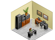 Interior Apartment Icons