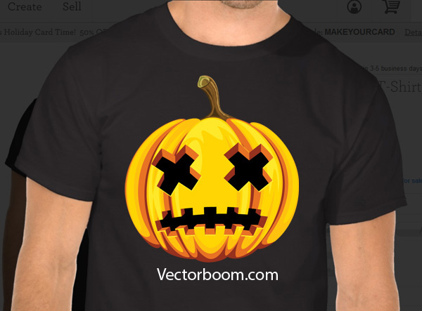 How to create halloween t shirt design in adobe How to make t shirt designs in illustrator