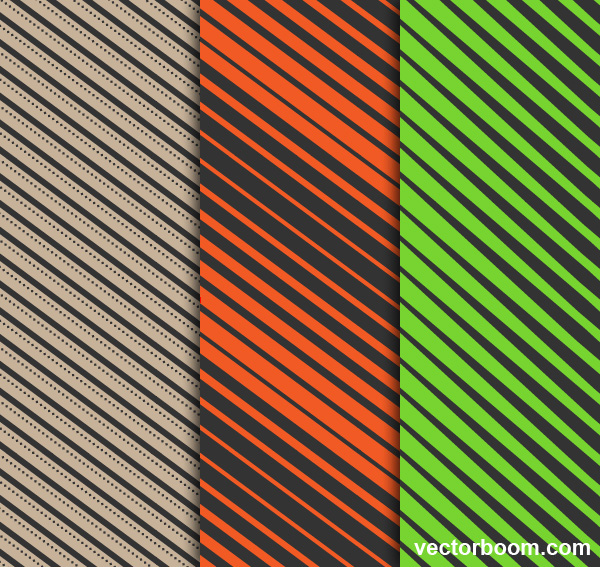 Creating Line Designs : How to create diagonal seamless pattern in adobe